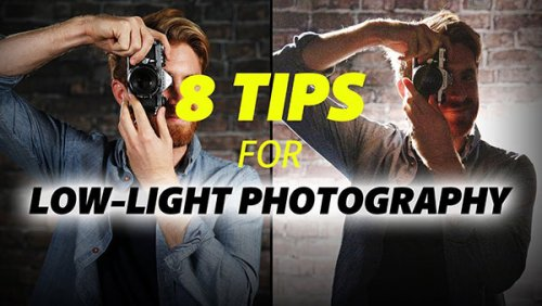 Photo Basics: 8 Great Low Light Photography Tips (VIDEO)