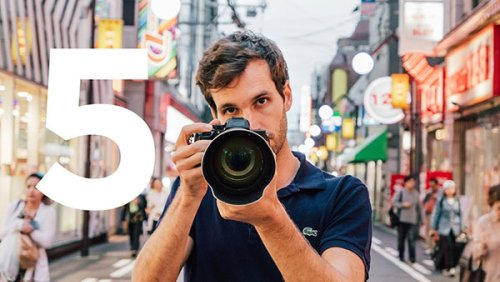 Bored as a Photographer? Here Are 5 Ways to Get Inspired to Start Shooting Great Photos Again