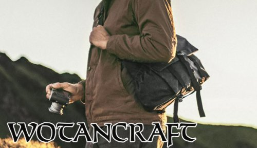 New Camera Bag is Stylish, Protective and Durable: WotanCraft Pilot Travel Camera Bag Review