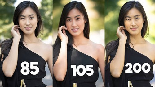 Which Is the Best Lens for Portrait Photography?: 85mm vs 105mm vs 70-200mm