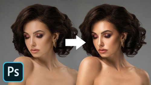 Give Sultry Portrait Photos More Depth & Dimension with This Simple Photoshop Trick (VIDEO)