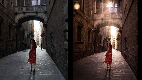 Here's a Great Photoshop Trick to Make Your Outdoor Portraits Look Amazing (VIDEO)