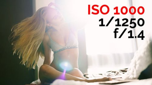 How to Select ISO Settings for Boudoir Photography: Michael Sasser Explains His Approach