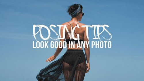 6 Professional Posing Tips to Make Anyone Look Good in a Photo (VIDEO)