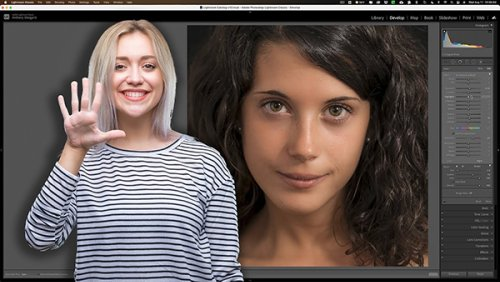 5 Things You Should Do in Lightroom for EVERY Portrait (VIDEO)