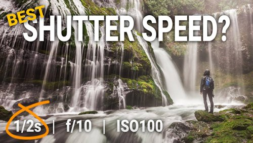 Are You Using the WRONG Shutter Speed for Landscape Photography? (VIDEO)