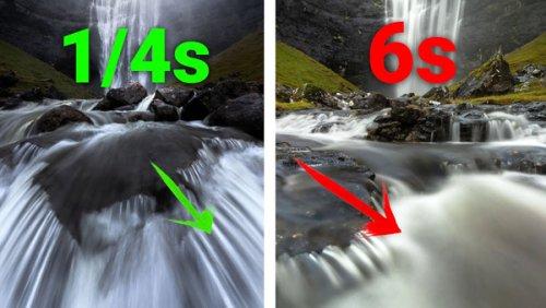 Landscape Photographers: DON'T Make This Beginner Shutter Speed Mistake (VIDEO)