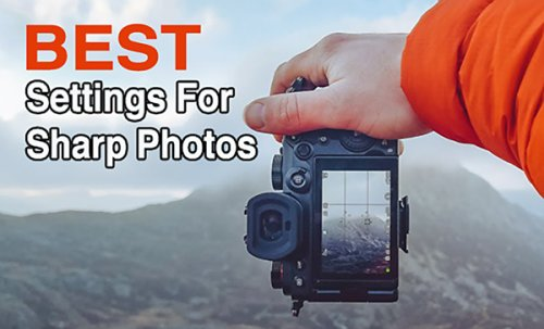 The BEST Camera Settings for SHARP Handheld Travel & Nature Photography (VIDEO)