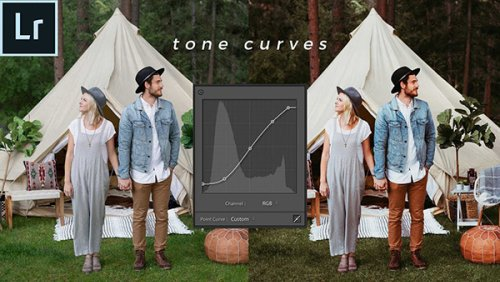 How to Use the AMAZING Tone Curve Tool in Lightroom (VIDEO)