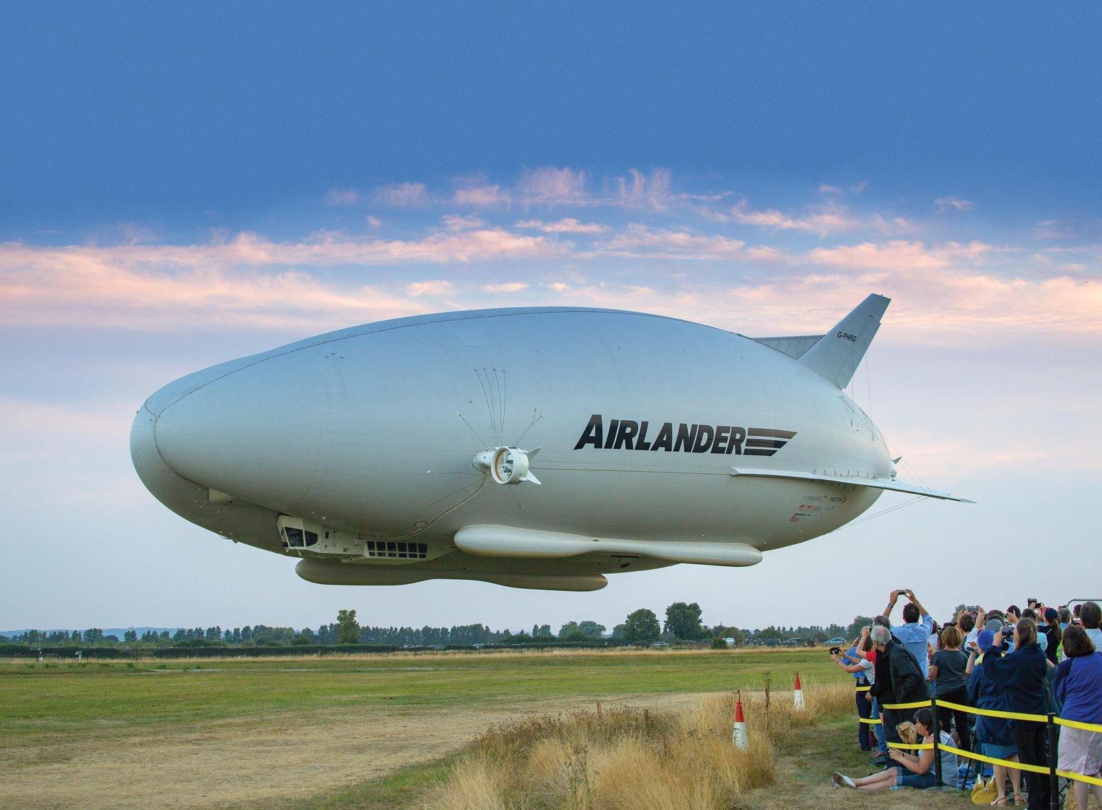 Airships Rise Again