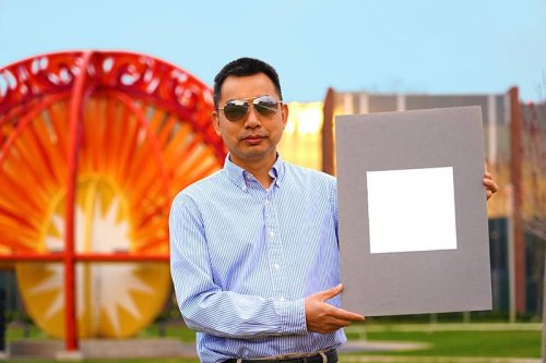 This Ultra-White Paint May Someday Replace Air Conditioning