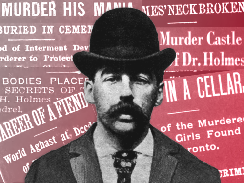 The Enduring Mystery of H.H. Holmes, America's 'First' Serial Killer