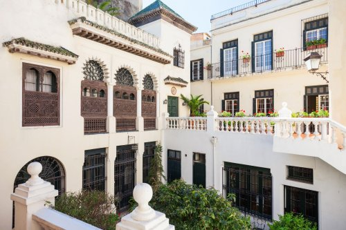 Why a 200-Year-Building in Morocco Is the Only National Historic Landmark Outside the U.S.