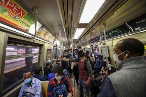 Thousands of Unknown Microbes Found in Subways Around the World