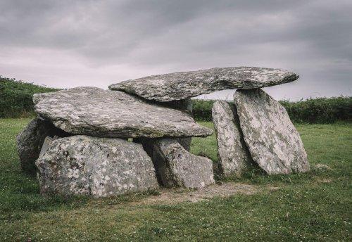 Irish Farmer Stumbles Onto 'Untouched' Ancient Tomb