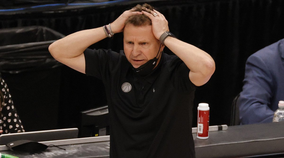 Source: Wizards, Scott Brooks Part Ways After Failing to Agree on New Deal