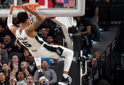 Dejounte Murray Becomes One of NBA's Most Wanted