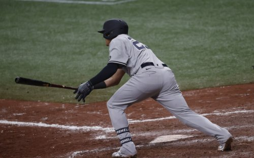 Yankees' Gio Urshela Breaks Out With Four-Hit Performance