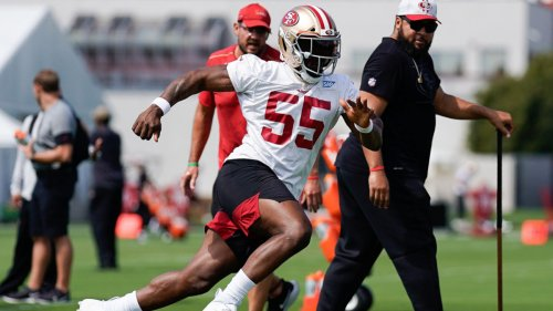 The 49ers' Biggest Non-Trey-Lance Storyline: The Return of Dee Ford