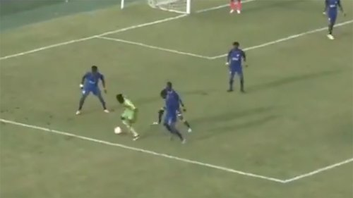 Lower-Tier Ghanaian League Features Can't-Miss Goal of the Year Contender