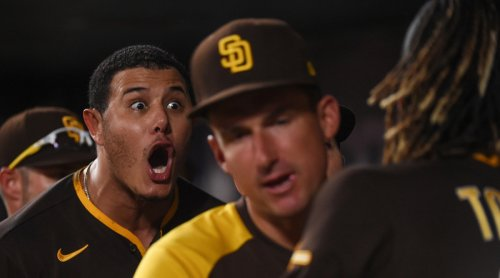 Tatis Jr. and Machado Have to be Separated in Dugout After Heated Confrontation