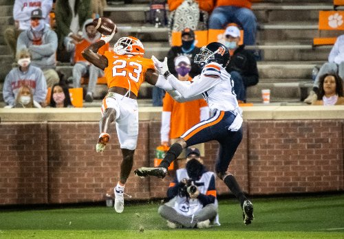 Top Five Clemson Prospects in the 2022 NFL Draft