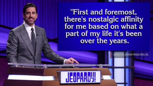 Rodgers' First Week of 'Jeopardy' Results in $117,725 Donation
