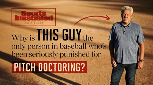He Made Sticky Stuff for MLB Pitchers for 15 Years. Now He's Speaking Out.