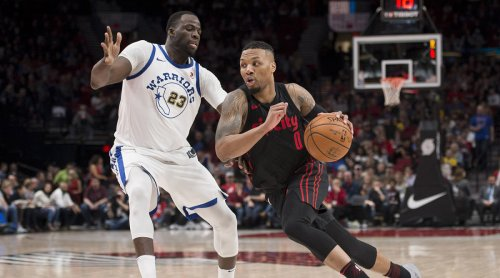 Report: Damian Lillard and Draymond Green Commit to U.S. Basketball Ahead of Olympics