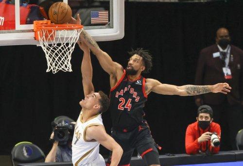 Report: Raptors Sign Khem Birch to a 'Long-Term' Contract