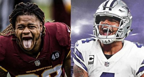 Fantasy Football: Washington's Chase Young on Cowboys? (And Dak to WFT?)