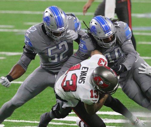 Ex-Lions Linebacker Almost Pepper-Sprayed by DoorDash Driver