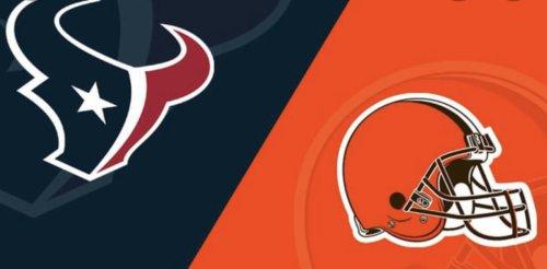 Houston Texans Inactives at Browns: NFL Tracker