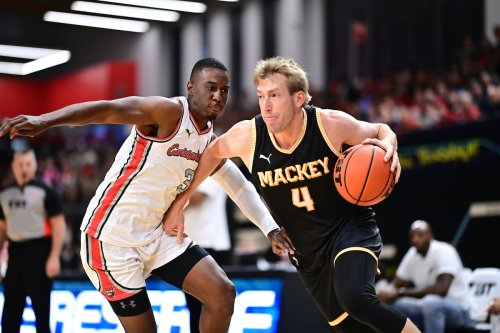Men of Mackey Knocked Out of The Basketball Tournament Following Loss to Carmen's Crew