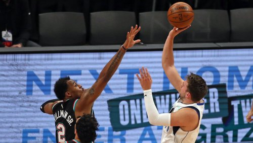 Doncic & Mavs Mauled By Grizzlies, Fall In West Standings