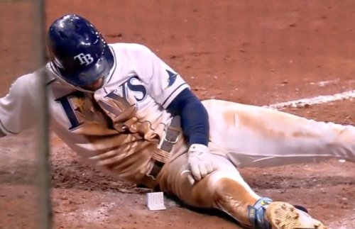 Blue Jays Livid After Rays OF Kevin Kiermaier Takes Card With Team's Pitching Plan
