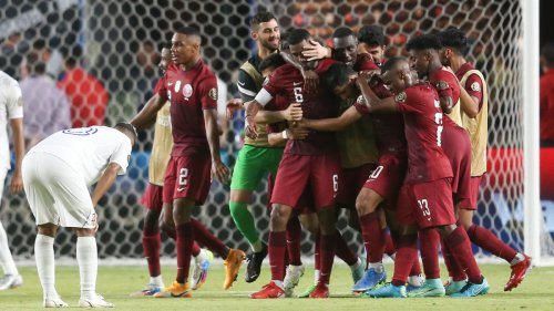 As Qatar's National Team Grows, It's Making Itself at Home in Gold Cup, Concacaf