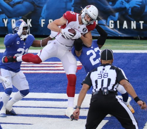 Ten Points from the New York Giants' 26-7 Loss to the Arizona Cardinals