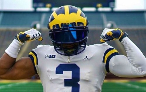 AJ Henning Talks Expanded Role, Michigan Offense Overall, New Uniforms, More
