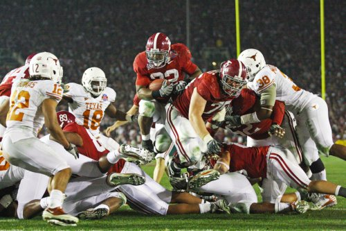 Crimson Tide Top 5: All-Time Football Players