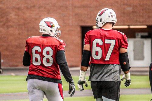 Cardinals-Texans Thursday Injury Report