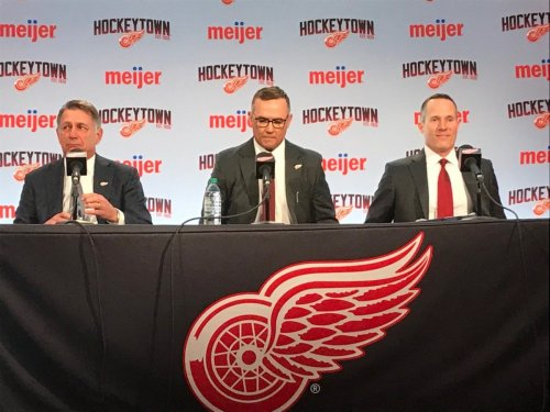 Yzerman, BriseBois Were the Stars of NHL's Trade Deadline