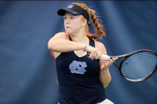 UNC Tennis: Sara Daavettila and Makenna Jones / Elizabeth Scotty Reach Final Four