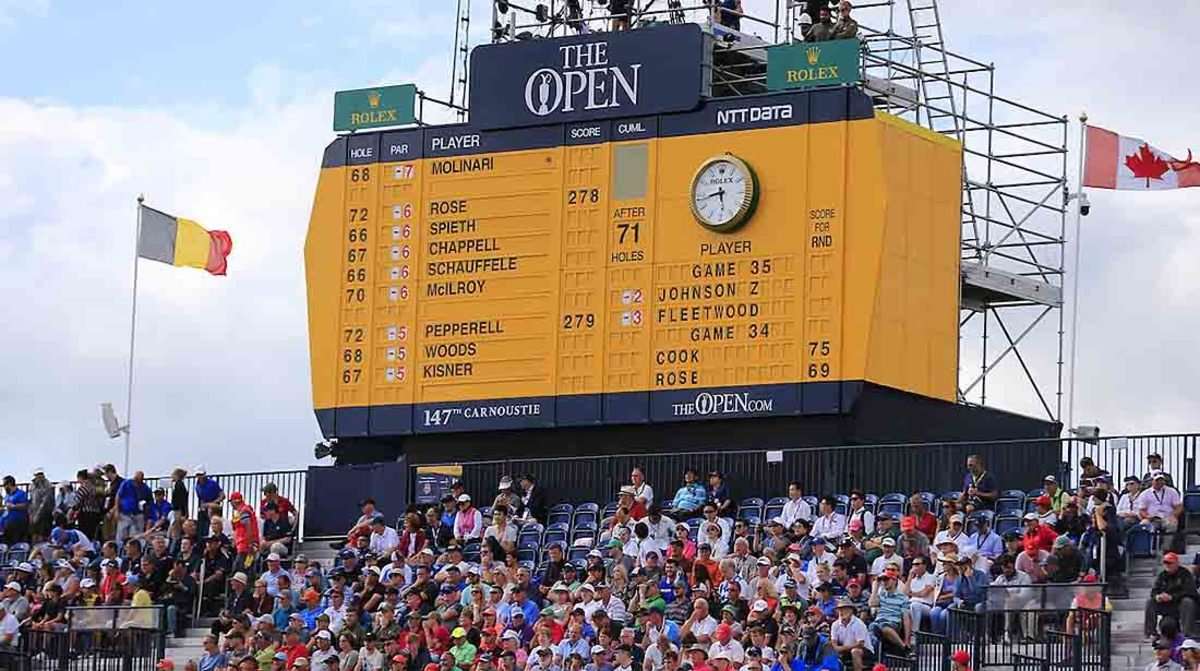 American Golfers Just Need to Man Up and Deal With British Open Pandemic Protocols