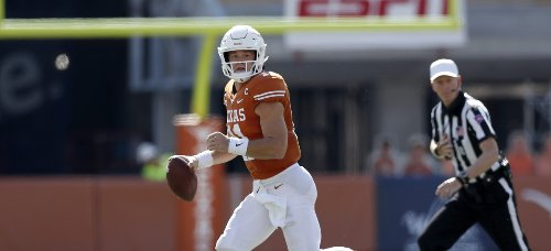 WATCH: Relive QB Sam Ehlinger's Best Moments With This Longhorns Highlight Video