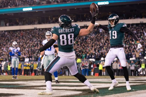 Eagles Training Camp Preview: Tight Ends