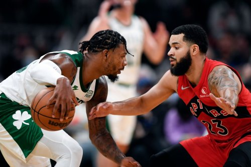 Celtics Say They Got 'Punked' by Raptors: 'They Make You Play Different'