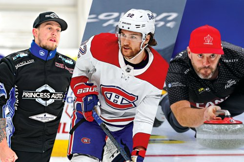Real Men, Curlers and Habs Don't Cry—Or Do They