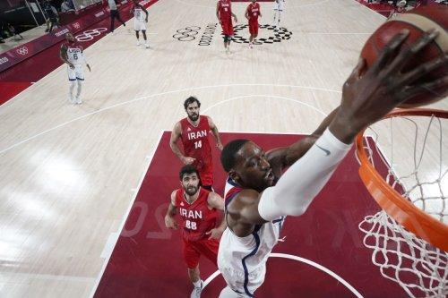 Miami Heat's Bam Adebayo Enjoying Olympic Experience