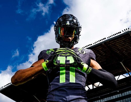 All-American Defensive End Cyrus Moss Discusses Oregon Official Visit